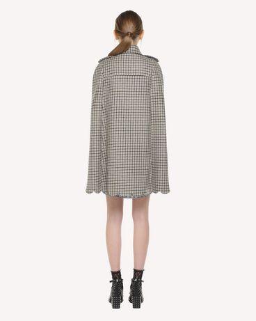 REDValentino QR3CG0603SC 954 Cloak - Cape Woman r