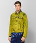 BOTTEGA VENETA DARK CHAMOMILE DENIM JACKET Outerwear and Jacket Man fp