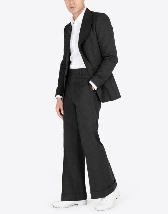 MAISON MARGIELA Blazer with flap pockets Blazer [*** pickupInStoreShippingNotGuaranteed_info ***] d