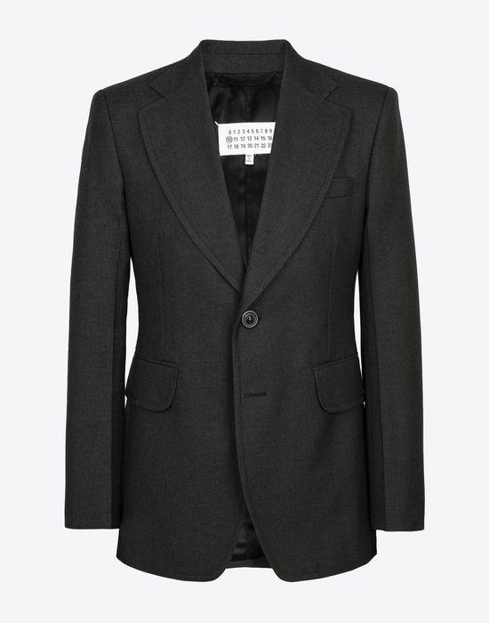 MAISON MARGIELA Blazer with flap pockets Blazer [*** pickupInStoreShippingNotGuaranteed_info ***] f
