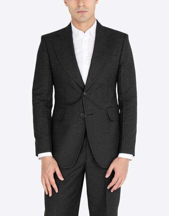 MAISON MARGIELA Blazer with flap pockets Blazer [*** pickupInStoreShippingNotGuaranteed_info ***] r