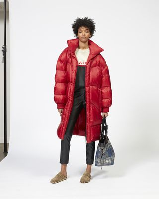 CRAY puffer jacket