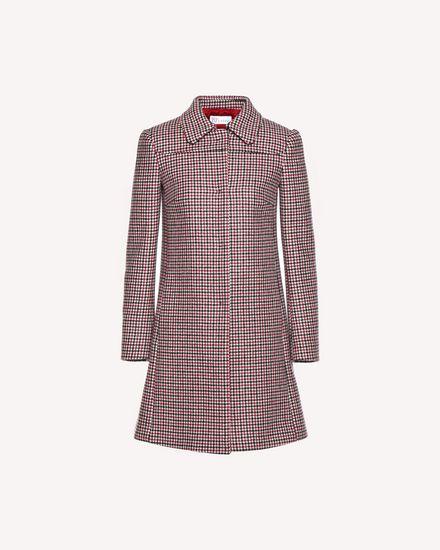 REDValentino Coat Woman QR3CA1Q53SC C61 a