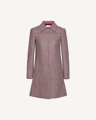 REDValentino QR3CA1Q53SC C61 Coat Woman a