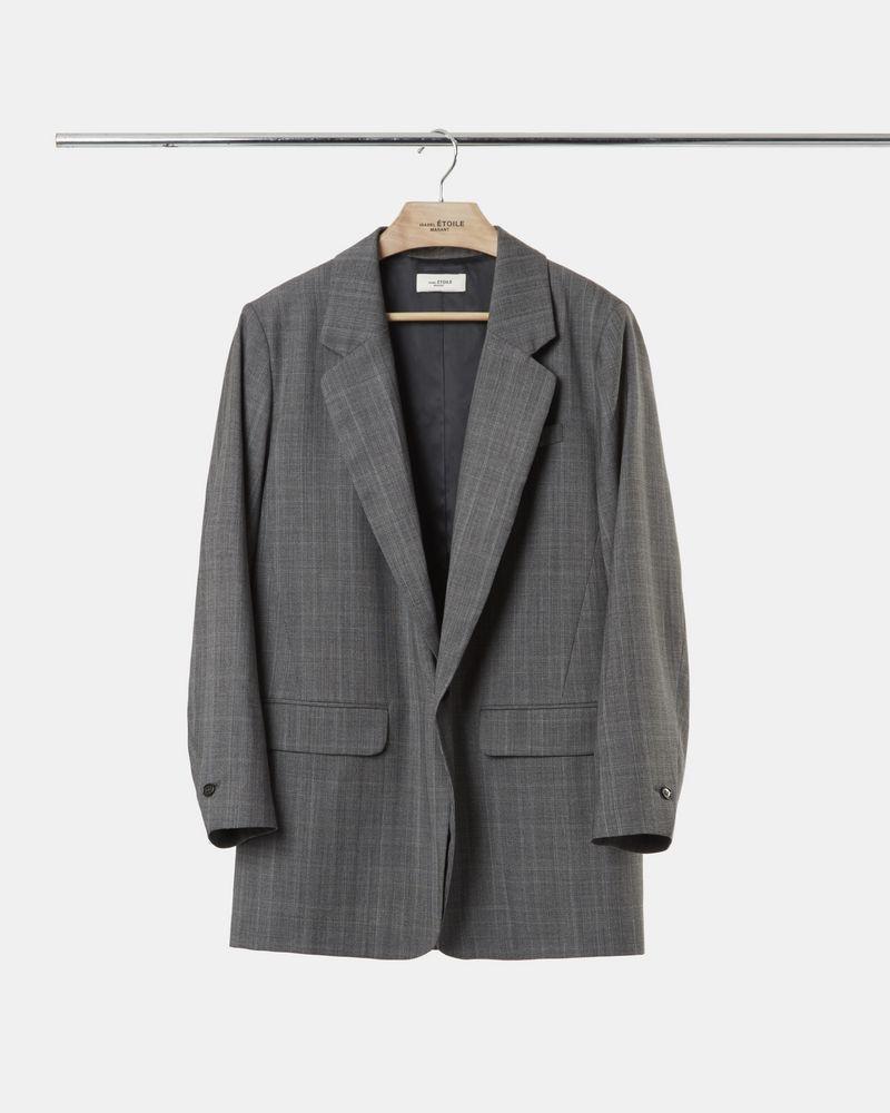 NERIX Super 100 jacket ISABEL MARANT ÉTOILE