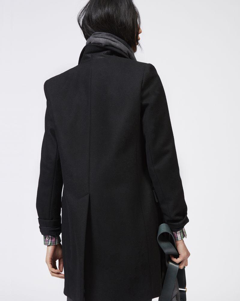 IKEN double breasted coat ISABEL MARANT ÉTOILE