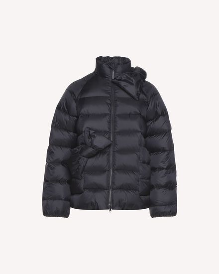 REDValentino Light jacket Woman QR3CN00K40U 0NO a