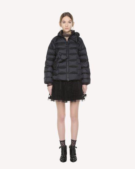 REDValentino Light jacket Woman QR3CN00K40U 0NO f