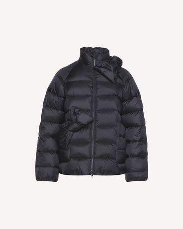 REDValentino QR3CN00K40U 0NO Light jacket Woman a
