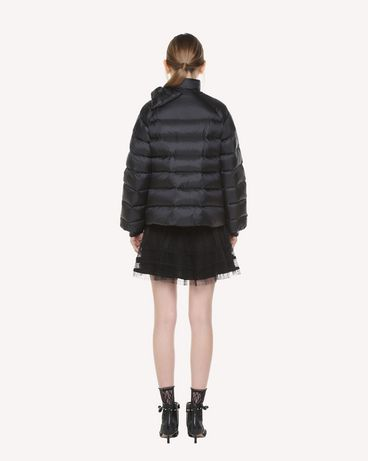 REDValentino QR3CN00K40U 0NO Light jacket Woman r