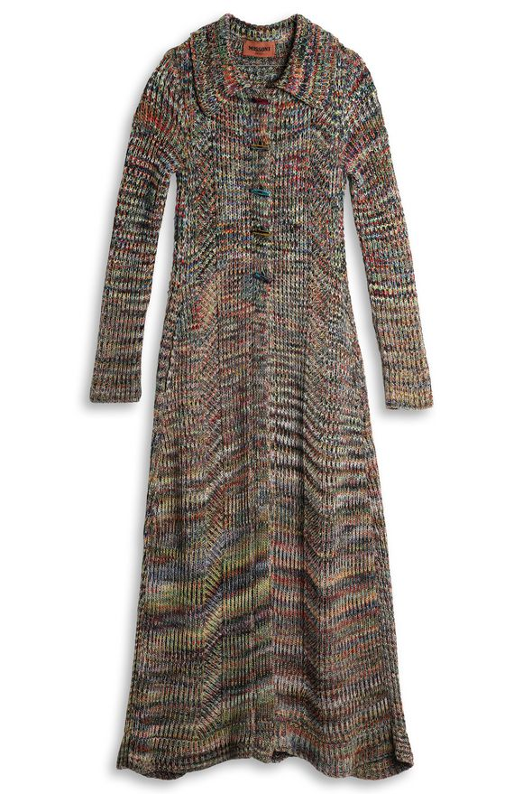 MISSONI Trench coat Woman, Product view without model
