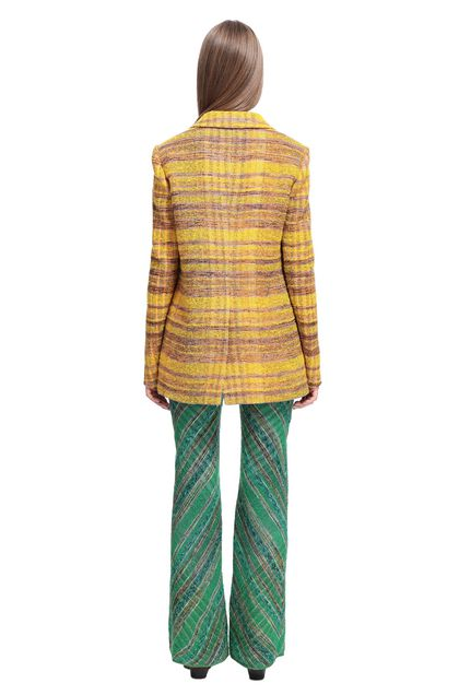 MISSONI Jacket Yellow Woman - Front