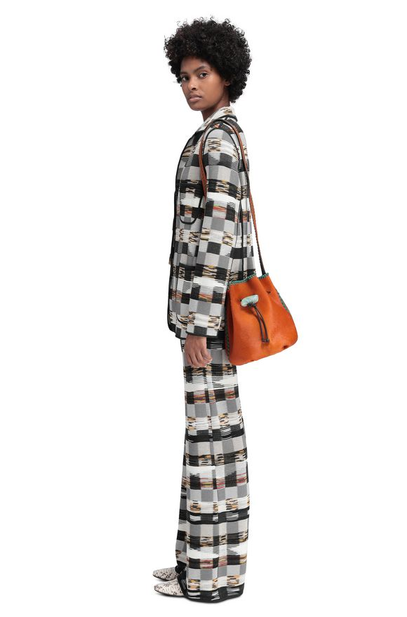 MISSONI Jacket Woman, Side view