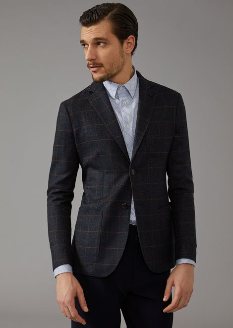 GIORGIO ARMANI Formal Jacket Man f
