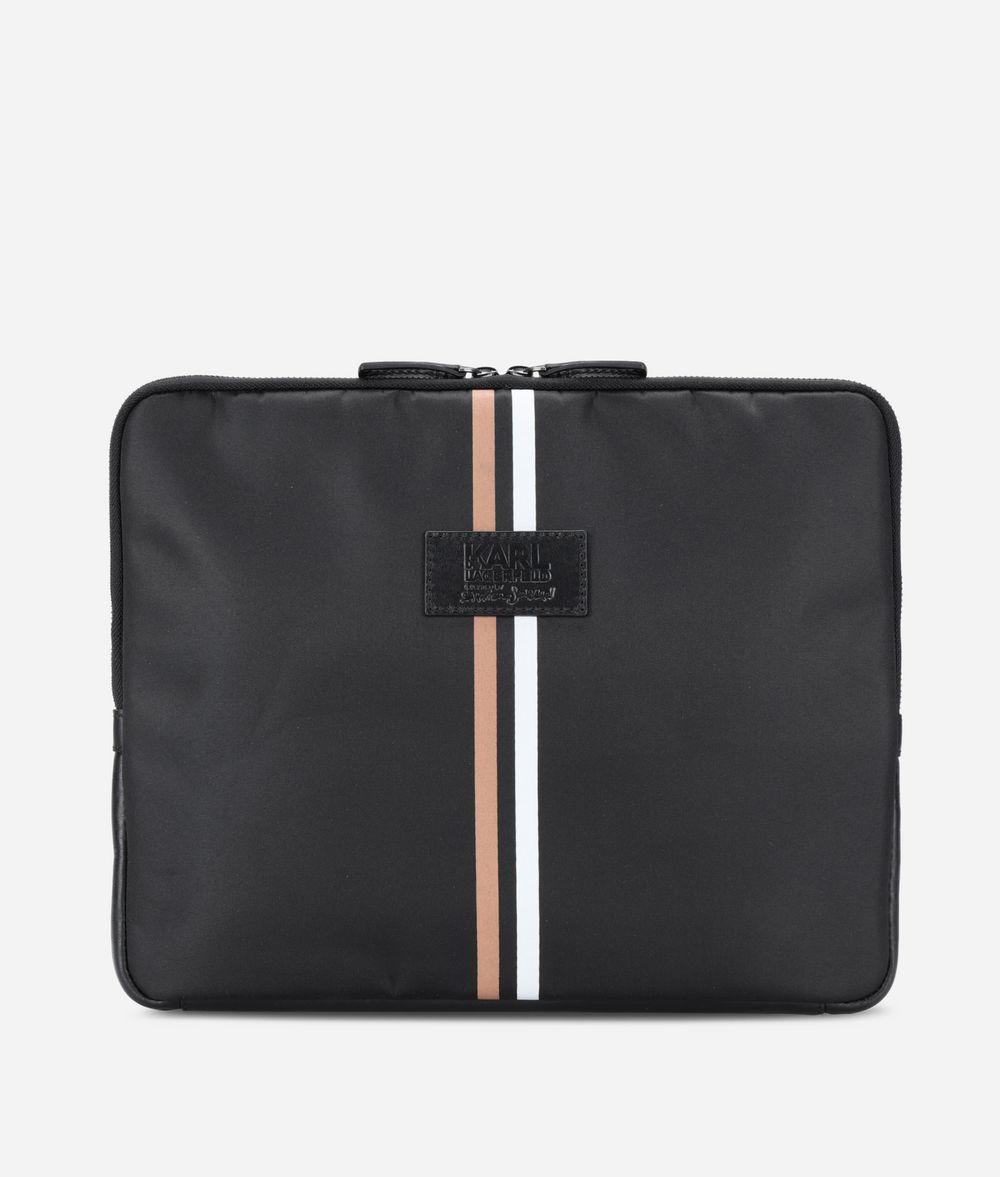 KARL LAGERFELD Sebastien Laptop Bag Pouch Man f