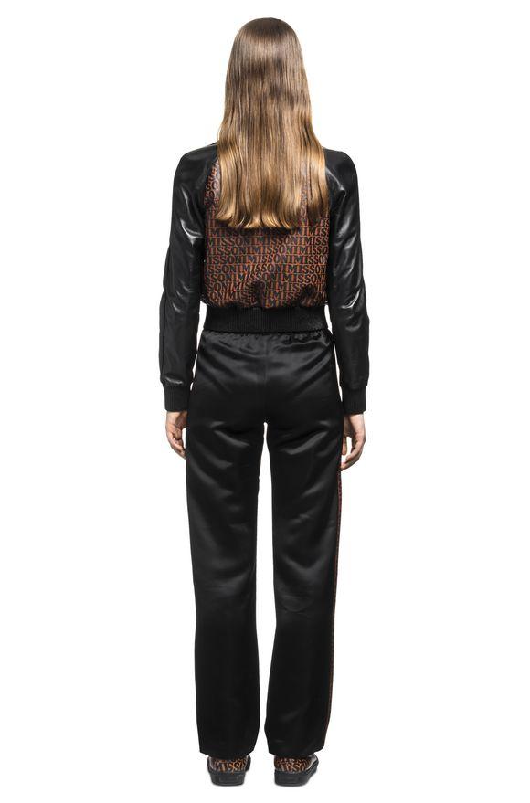 MISSONI Куртка-бомбер Для Женщин, Вид сзади
