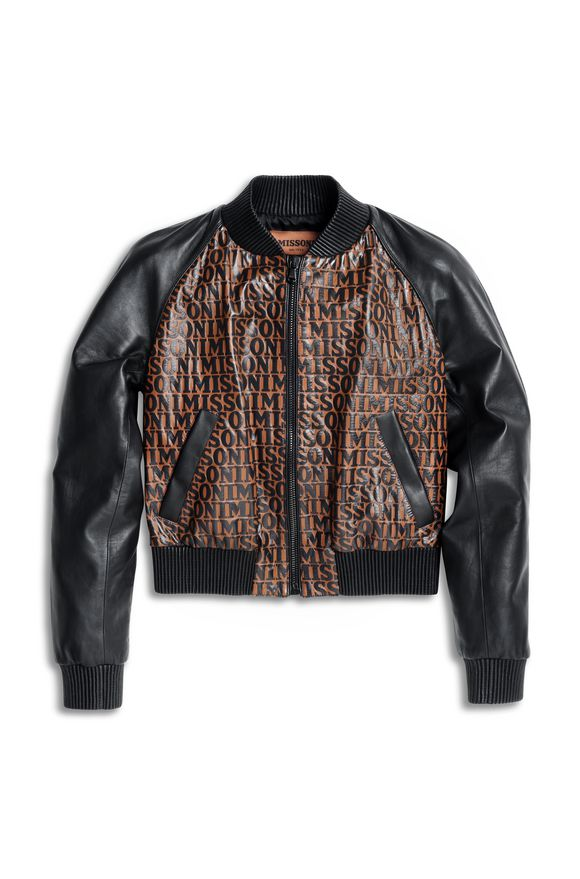MISSONI Bomber Woman, Product view without model