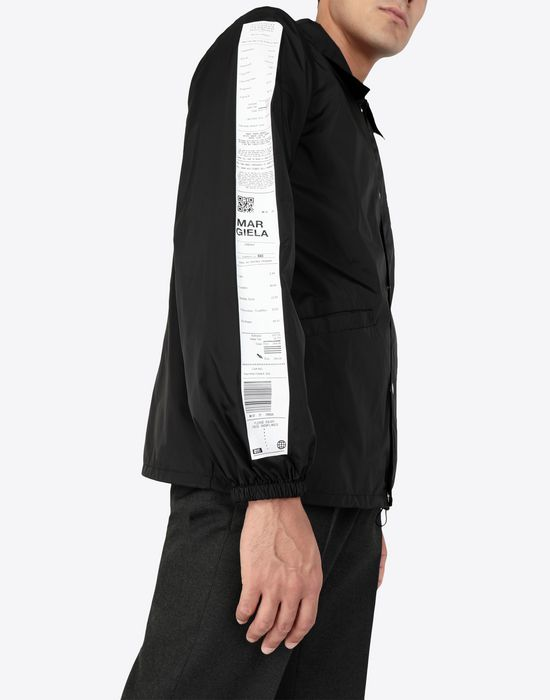 MAISON MARGIELA Nylon rain jacket Blazer [*** pickupInStoreShippingNotGuaranteed_info ***] a