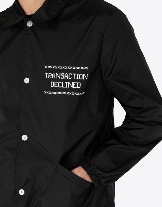 MAISON MARGIELA Nylon rain jacket Blazer [*** pickupInStoreShippingNotGuaranteed_info ***] b