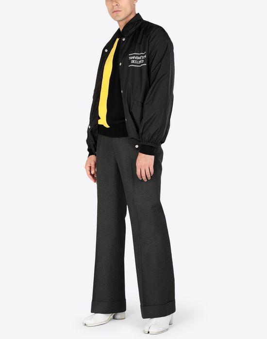 MAISON MARGIELA Nylon rain jacket Blazer [*** pickupInStoreShippingNotGuaranteed_info ***] d