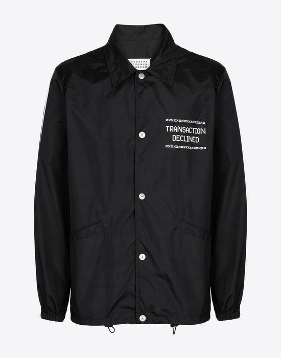MAISON MARGIELA Nylon rain jacket Blazer [*** pickupInStoreShippingNotGuaranteed_info ***] f