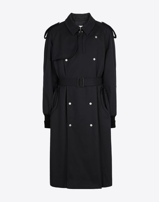 MAISON MARGIELA Trench coat Raincoat [*** pickupInStoreShippingNotGuaranteed_info ***] f