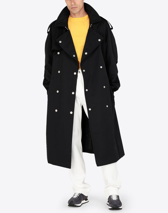 MAISON MARGIELA Trench coat Raincoat [*** pickupInStoreShippingNotGuaranteed_info ***] r