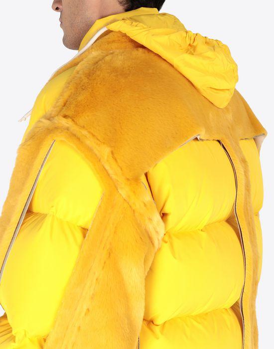 MAISON MARGIELA Décortiqué puffer jacket Jacket [*** pickupInStoreShippingNotGuaranteed_info ***] b