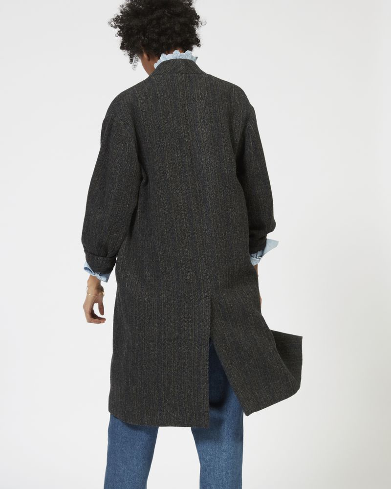 HENLO long coat ISABEL MARANT ÉTOILE