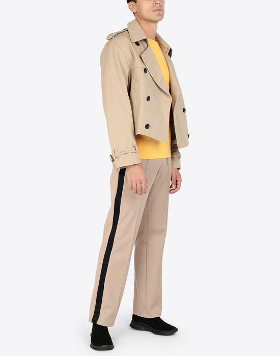 MAISON MARGIELA Cropped trench jacket Jacket [*** pickupInStoreShippingNotGuaranteed_info ***] d