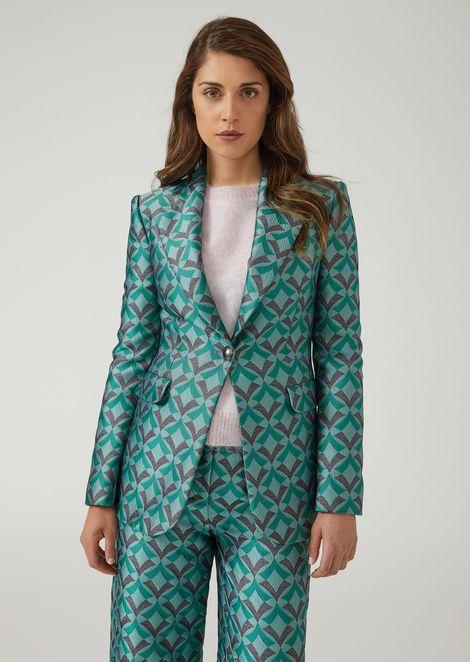 EMPORIO ARMANI Fashion Jacket [*** pickupInStoreShipping_info ***] f