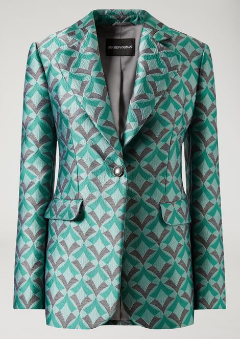 EMPORIO ARMANI Fashion Jacket [*** pickupInStoreShipping_info ***] r
