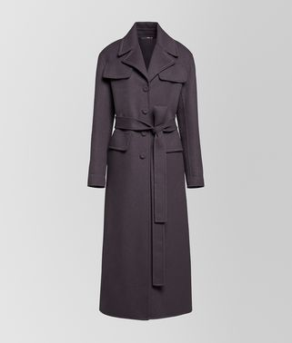 QUESTCHE DOUBLE CASHMERE COAT