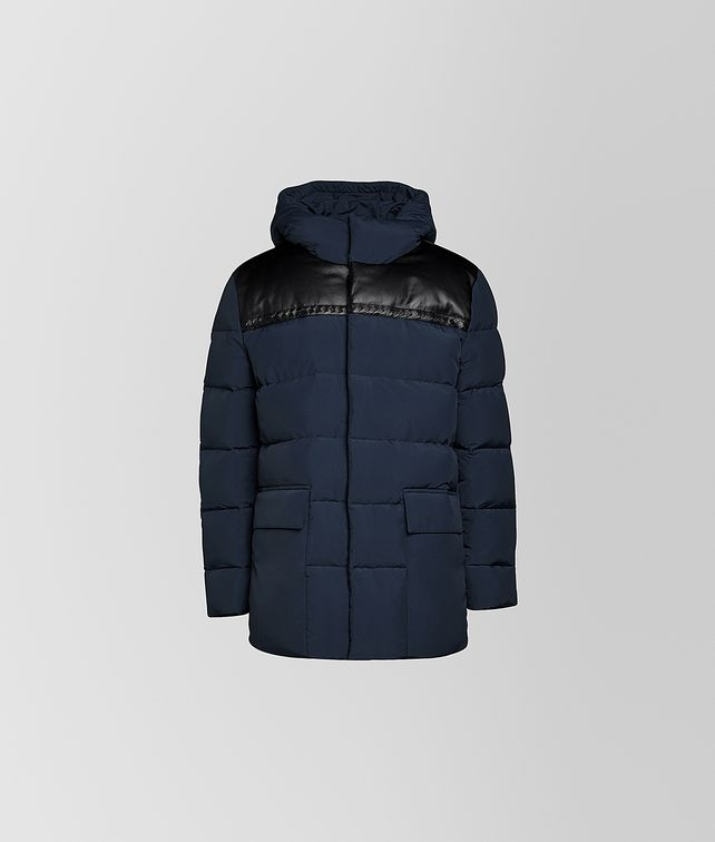 BOTTEGA VENETA CAPPOTTO IN LANA DARK NAVY Outerwear e giacca [*** pickupInStoreShippingNotGuaranteed_info ***] fp