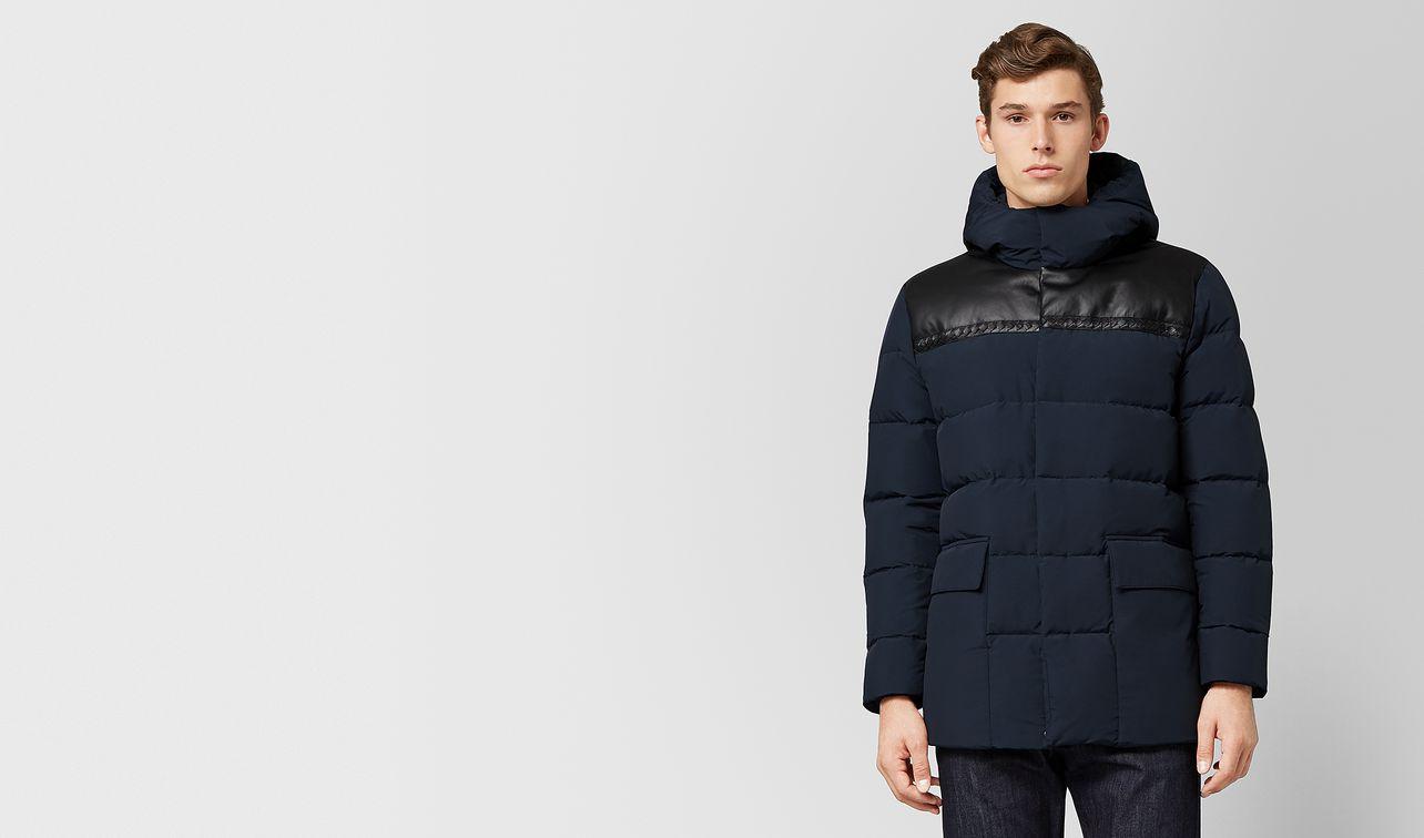 manteau en laine dark navy landing