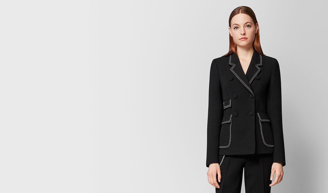 nero wool jacket landing