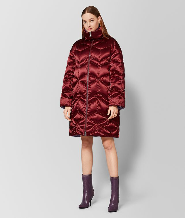 BOTTEGA VENETA BACCARA ROSE SILK COAT Outerwear and Jacket [*** pickupInStoreShipping_info ***] fp