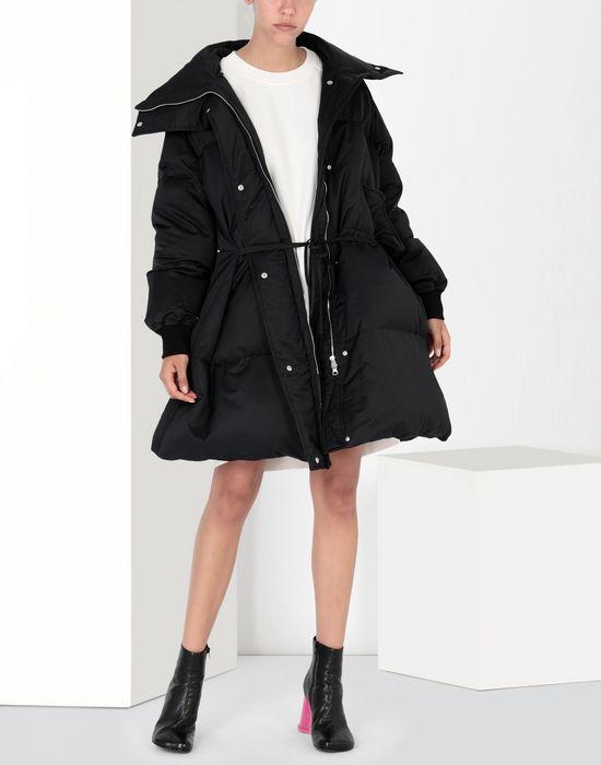 MM6 MAISON MARGIELA Oversized puffed nylon sports jacket Mid-length jacket [*** pickupInStoreShipping_info ***] r
