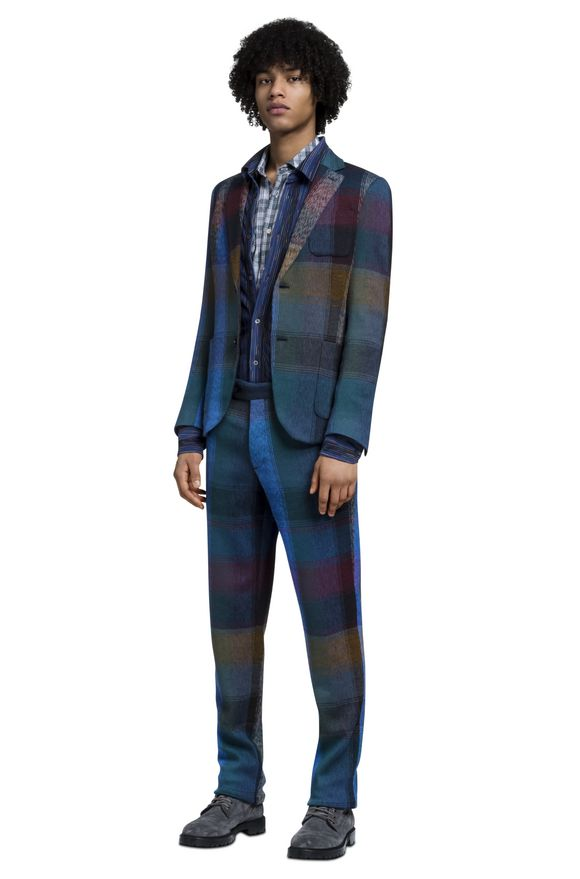 MISSONI Jacket Man, Side view