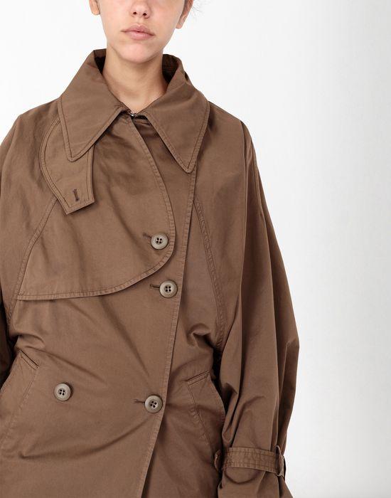 MM6 MAISON MARGIELA Long dyed trench coat Coat [*** pickupInStoreShipping_info ***] e