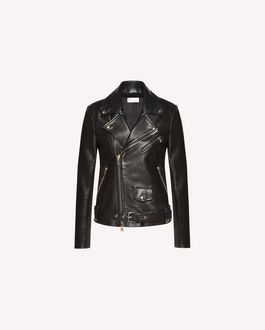 REDValentino Light jacket Woman QR3NA02V3V7 0NO a