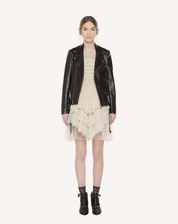 REDValentino QR3NA02V3V7 0NO Light jacket Woman f