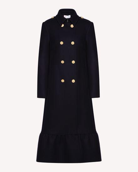 REDValentino Coat Woman QR0CA1S52LC B01 a