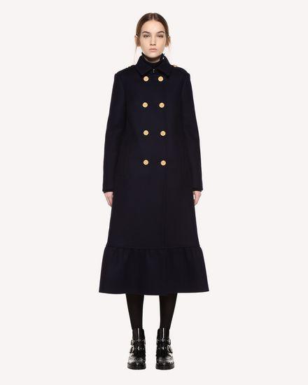 REDValentino Coat Woman QR0CA1S52LC B01 f
