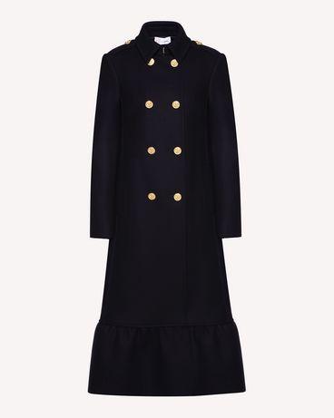 REDValentino QR0CA1S52LC B01 Coat Woman a