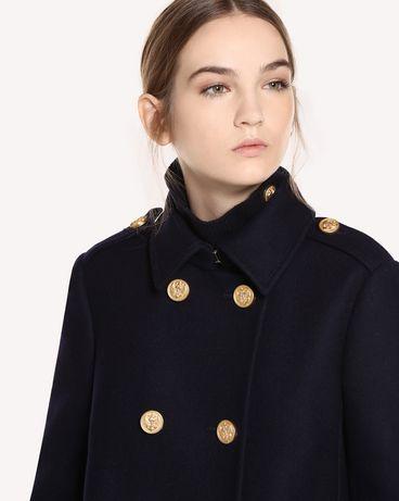 REDValentino QR0CA1S52LC B01 Coat Woman e