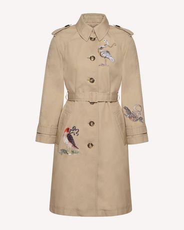 REDValentino QR3CH0D72R3 191 Coat Woman a