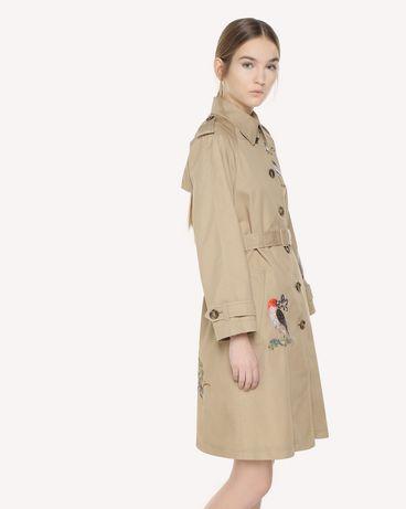REDValentino QR3CH0D72R3 191 Coat Woman d