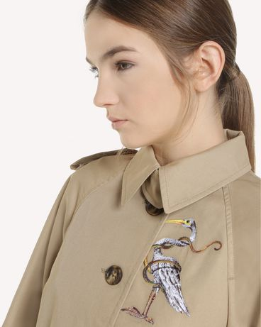 REDValentino QR3CH0D72R3 191 Coat Woman e
