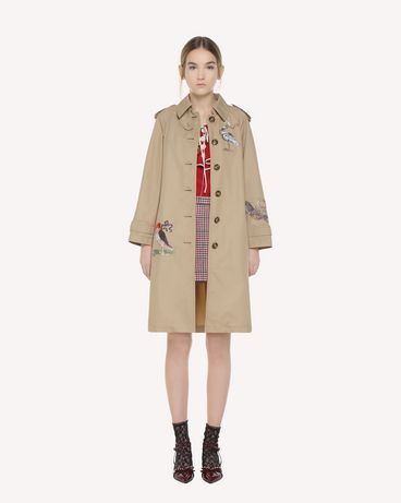REDValentino QR3CH0D72R3 191 Coat Woman f